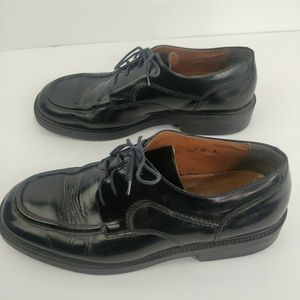 BASS Italian Leather Oxfords Size 10.5 Wide